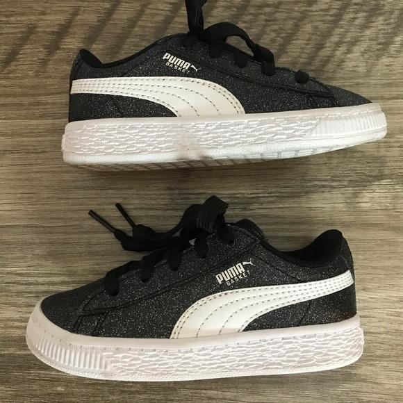 Puma Shoes | Toddlers Puma Black
